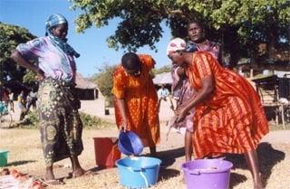 Women of Village K
